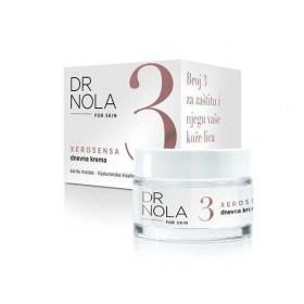 Dr Nola Xerosensa 3 dnevna krema za suhu i osjetljivu kožu lica, 50ml