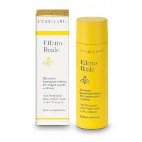 Lerbolario Effetto Reale šampon za suhu i oštećenu kosu