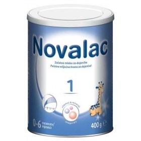 Novalac 1 početna mliječna hrana za dojenčad (0-6 mj.), 400g
