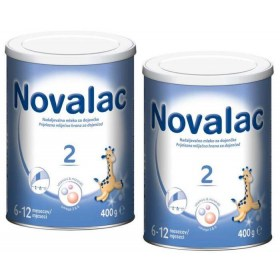 Novalac 2 DUO PACK Transitional Dairy Food