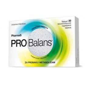 PROBalans probiotik kapsule 20 kom.