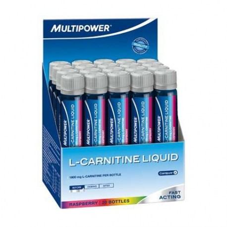 Multipower L-carnitine liquid 20x25ml