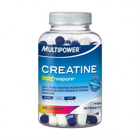 Multipower Creatine kapsule,102 kom.