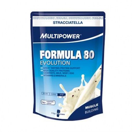 Multipower Formula 80 Evolution, 510g