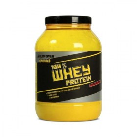 Multipower 100% Whey protein, 908g