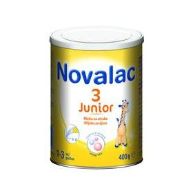 Novalac 3 Junior for children from 1st to 3rd year of age 400g