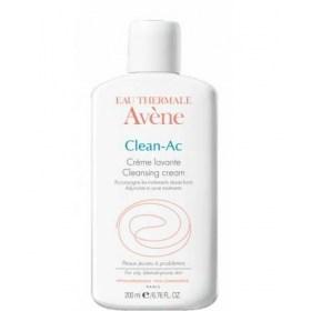 Avène Clean-Ac kremasto sredstvo za čišćenje, 200ml