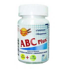 Natural Wealth ABC Plus, 30 kom.