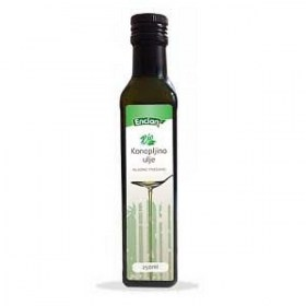Encian BIO hemp oil, 250ml
