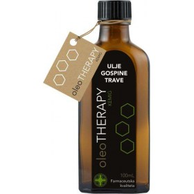 oleoTherapy Ulje gospine trave, 100ml