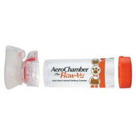 Inhalator AeroChamber Flow-Vu za bebe 0-18 mjeseci