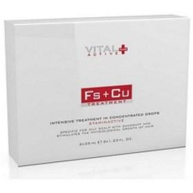 Vital plus active Intenzivni koncentrat u kapima Fs+Cu