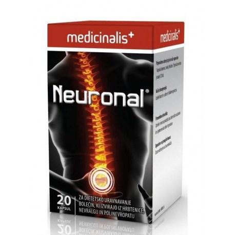 Neuronal kapsule, 20 kom