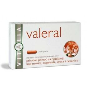 Vitalia Valeral kapsule pomažu kod napetosti i uznemirenosti, 25 kom.
