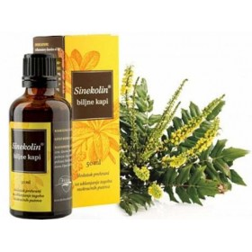 Sinekolin herbal drops 50mL