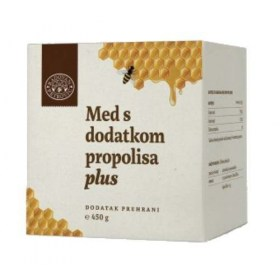 R. Petrović - Med s dodatkom propolisa, 450g