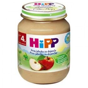 Hipp - Prva jabuka za dojenče, 4+ mj.