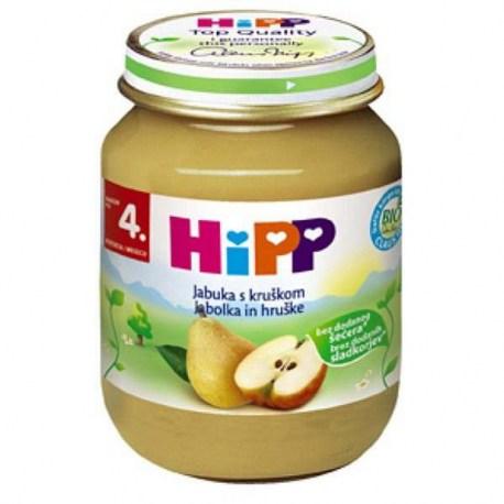 Hipp - Kruška vilijamovka za dojenče, 4+ mj.
