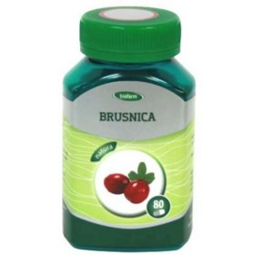 Biofarm Brusnica kapsule 400mg, 80 kom.