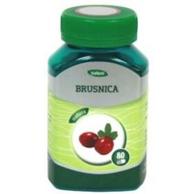 Biopharma Cranberry capsules 400mg, 80 pcs.