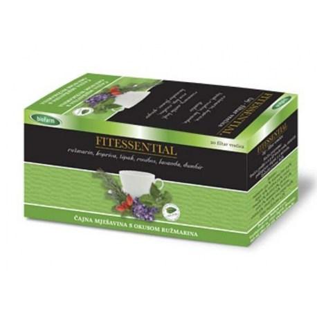 Biofarm Fitessential čajna mješavina, 20 vrećica