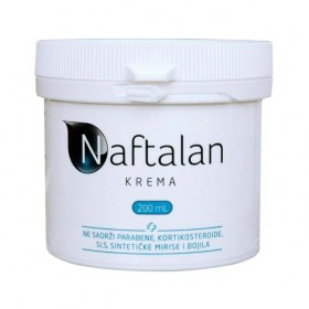 Naphthalan cream 200ml
