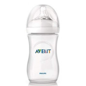 Avent Baby bottle Natural, 125ml