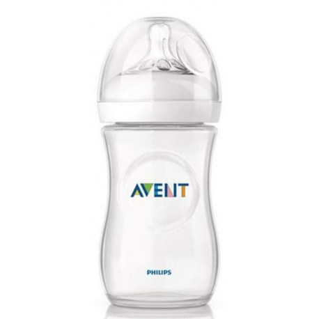 Avent Bočica za bebe Natural, 125ml