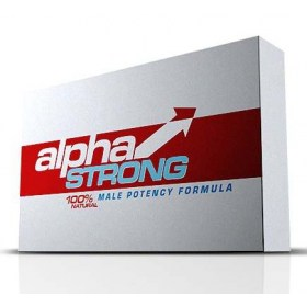 Alpha Strong tablets 2 x 170mg