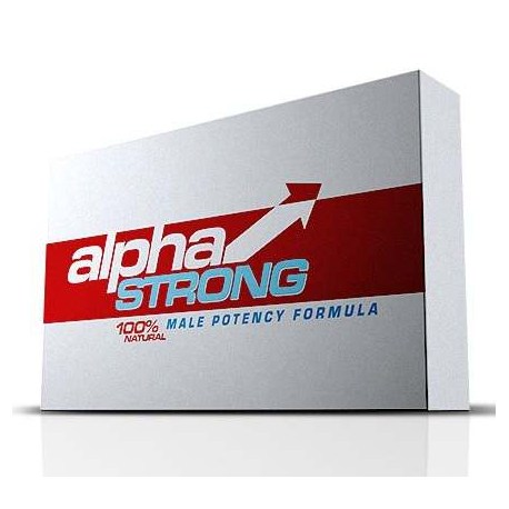 Alpha Strong tablete, 4x170mg