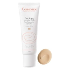 Avene Couvrance corrective liquid powder (shade 01 Porcelain), 30ml