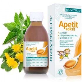 APETIT FORTE dodatak prehrani za pospješivanje apetita, 200ml