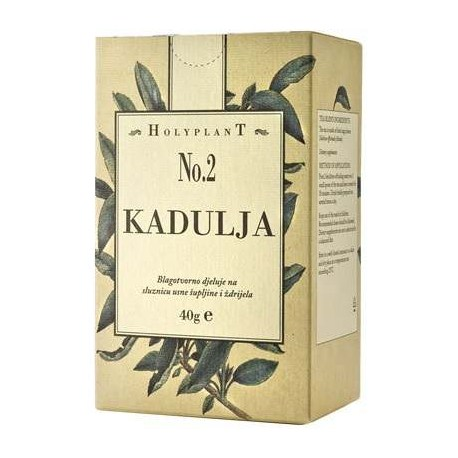 Holyplant čaj kadulja, 40 g
