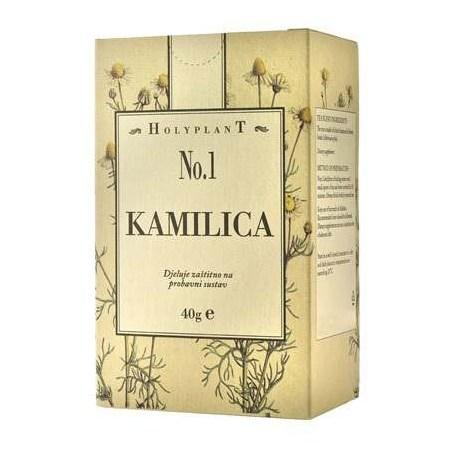 Holyplant čaj kamilica, 40 g