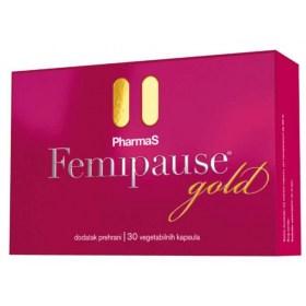 Femipause Gold kapsule za smanjenje umora, 30 kom.
