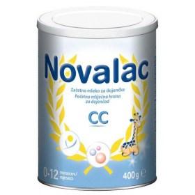 Novalac CC mliječna hrana za dojenčad s dodanim probioticima (0–12 mj.)