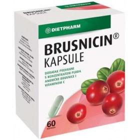 Dietpharm Brusnicin kapsule, 60 kom.