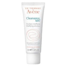 Avène Cleanance MAT Mattifying Emulsion, 40ml