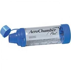 AeroChamber Flow-Vu inhaler, adults and children 5+