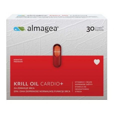 Almagea KRILL OIL CARDIO+ kapsule, 30 kom.