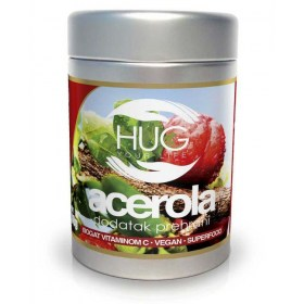 HUG Acerola u prahu, 100g