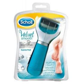 Scholl Velvet Smooth baterijska rašpica za stopala