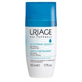 Uriage Deodorant Roll on for sensitive skin, 50ml