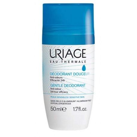 Uriage Deodorant Roll on za oasjetljivu kožu, 50ml