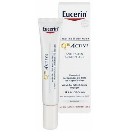 Eucerin Q10 ACTIVE krema za njegu oko očiju, 15ml