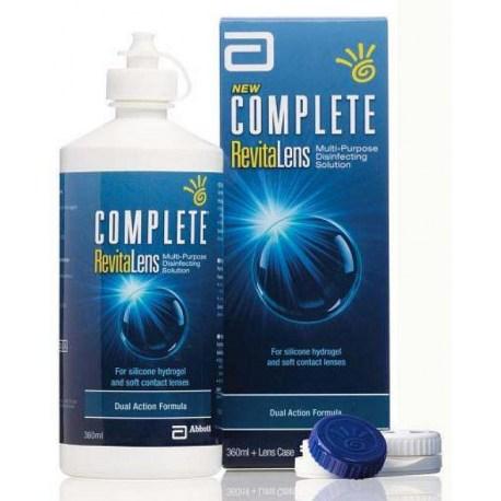Complete Revitalens otopina za dezinfekciju i njegu mekih kontaktnih leća, 360ml