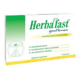 Herbafast Gentleman kapsule za pomoć kod mršavljenja, 10 kom.