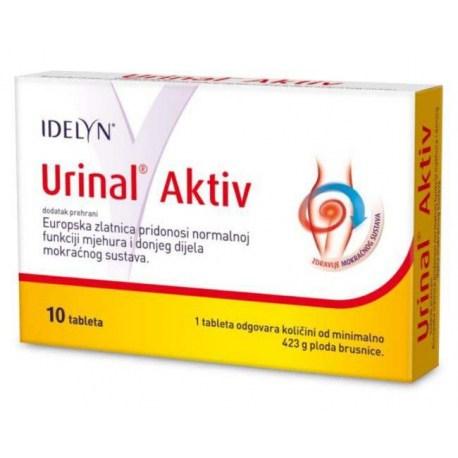 Urinal Aktiv tablete za normalnu funkciju mokraćnog sustava