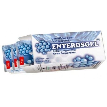 Enterosgel vrećice 10x15 g