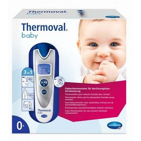 Thermoval Baby Sense digitalni toplomjer 3u1